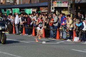 立命館大 土井 政人(第48回全日本大学駅伝)