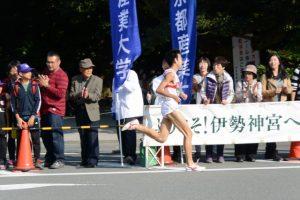 京都産業大 中野 翔太(第48回全日本大学駅伝)