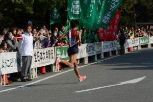 広島経済大 堀尾 和弥(第48回全日本大学駅伝)