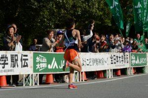 北海道教育大 鈴木 達也(第48回全日本大学駅伝)