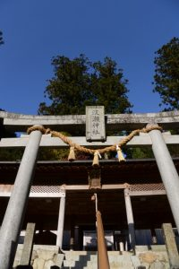 波瀬神社(松阪市飯高町波瀬)