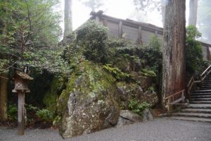 籾種石(内宮)