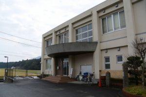四郷地区コミュニティセンター(伊勢市楠部町)