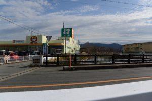 桧尻橋(桧尻川)