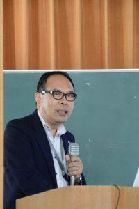 竹田憲治さん(三重県教育委員会 社会教育・文化財保護課)