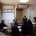 古文書の会-201612(河邊七種神社社務所にて)
