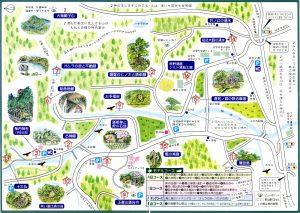 「いこら、まいろら、つれもていこら 神内(こうのうち)」三重県紀宝町 名所・古跡マップ
