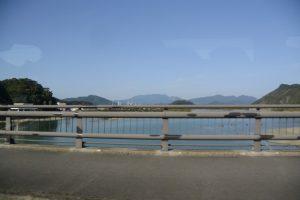 広渡大橋(広渡川)、国道220号(宮崎県日南市平野)