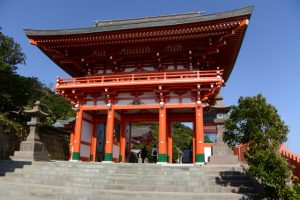 神門(鵜戸神宮)