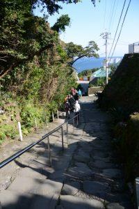 鵜戸山八丁坂(鵜戸神宮)