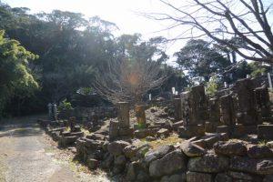 鵜戸山別当墓地(鵜戸神宮)
