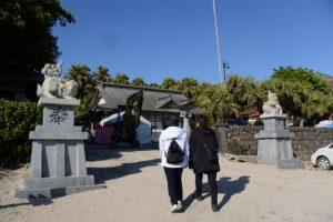 青島神社(宮崎県宮崎市青島)