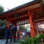 神門(青島神社)