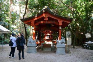 元宮(青島神社)