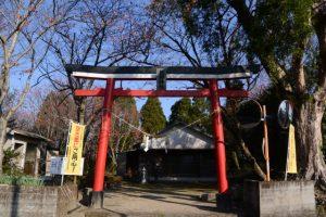 熊野神社(鹿児島県肝属郡東串良町川東)