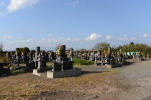 唐仁墓地(鹿児島県肝属郡東串良町新川西)