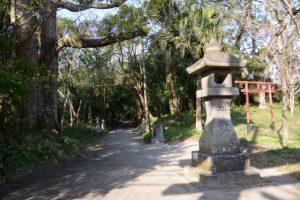 大塚神社(鹿児島県肝属郡東串良町新川西)
