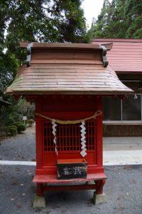 四十九所神社(鹿児島県肝属郡肝付町新富)