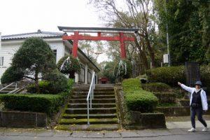 八幡神社(鹿児島県肝属郡東串良町川東)