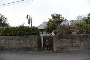 俣瀬の田の神(東串良町)