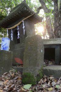 水神さんの杜(鹿児島県肝属郡東串良町新川西)