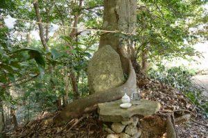 山神(辰水神社)
