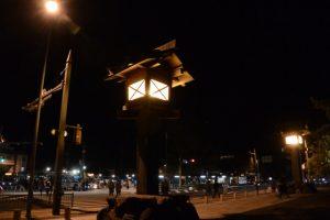 外宮表参道口の大常夜燈