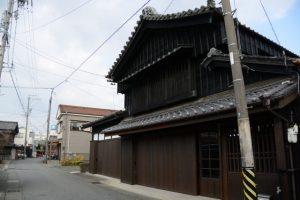 井爪飼料店(伊勢市河崎)