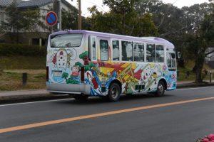 おかげバス(ラッピングバス)(伊勢市)