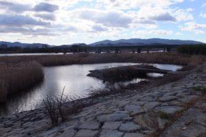 桜の渡し場跡(宮川)
