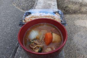 例大祭 直会(櫲樟尾神社)