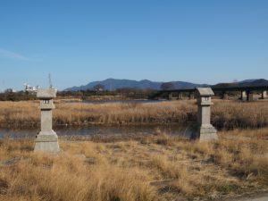 桜の渡し跡(宮川)