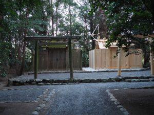 近々御遷座を迎える小俣神社(豊受大神宮 摂社)