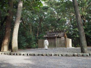御塩焼固の開始、御塩殿神社(皇大神宮 所管社)