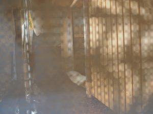 大修繕も大詰め、蚊野神社(皇大神宮 摂社)