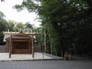 月夜見宮(豊受大神宮 別宮)、高河原神社(同摂社)
