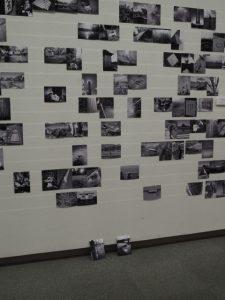 最終日開場前、写真好学研究所写真展(最終日、5日目)