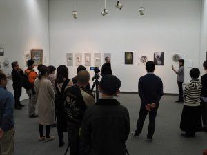 ギャラリートーク(写真好学研究所写真展)