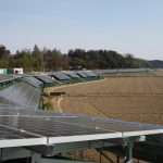 建設中の宮川用水多気発電所
