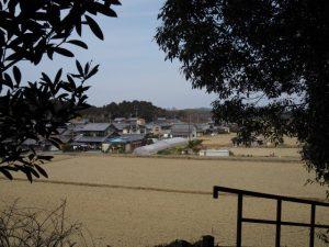 津布良神社(皇大神宮 末社)付近