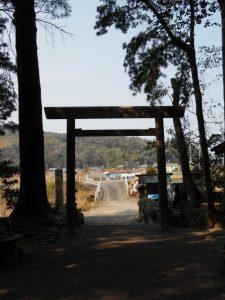 栄野神社(伊勢市二見町江)