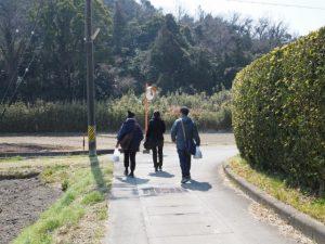 神宮御園周辺の散策