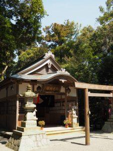 二見神社(姫宮稲荷神社)