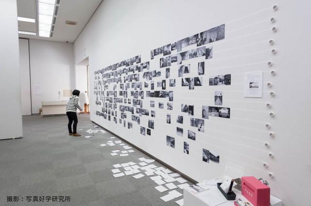 写真好学研究所写真展@三重県立美術館 県民ギャラリー(撮影:写真好学研究所)