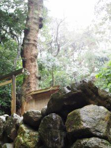 伊我理神社(豊受大神宮末社)、井中神社(同)を同座