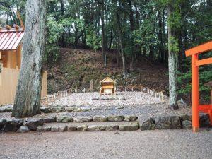 古殿地、宇治神社(伊勢市宇治今在家町)