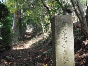 太江寺〜音成神社(音無山)