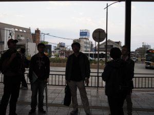 ブラッチェise ミニツアー パイロット版〜伊勢古市間之山トレイル編〜の終了