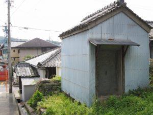江コミュニティセンター付近(伊勢市二見町江)