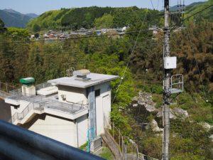 波多瀬発電所(立梅用水)